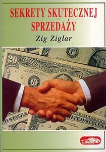 Powiększ Sekrety skutecznej sprzedaży Zig Ziglar