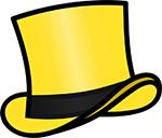 żółty - Metoda Sześciu Kapeluszy