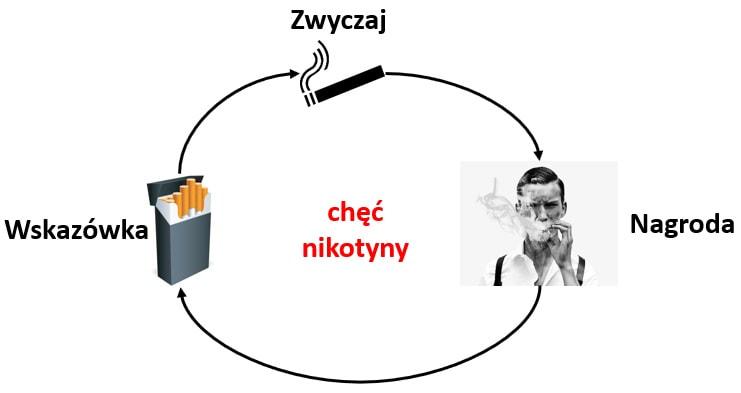 Siła nawyku – Pętla nawyku – Jak działają nawyki – Palenie papierosów