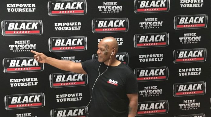 Mike Tyson w Polsce - Warszawa 2019 - Black Energy - Empower Yourself - Siła jest w Tobie!