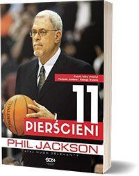 Phil Jackson. 11 pierścieni Hugh Delehanty Phil Jacskon