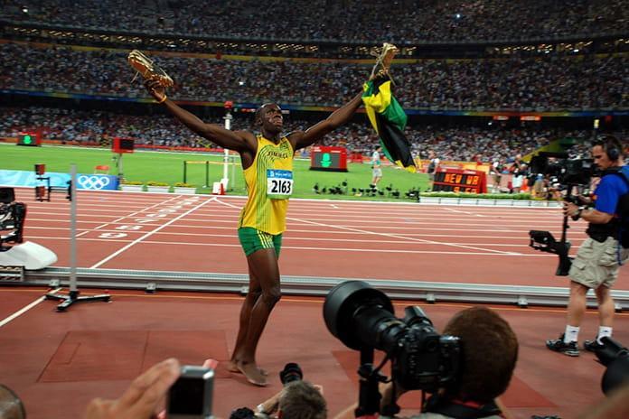 Zwycięstwo - tajemnice i zasady sukcesu Usain Bolt