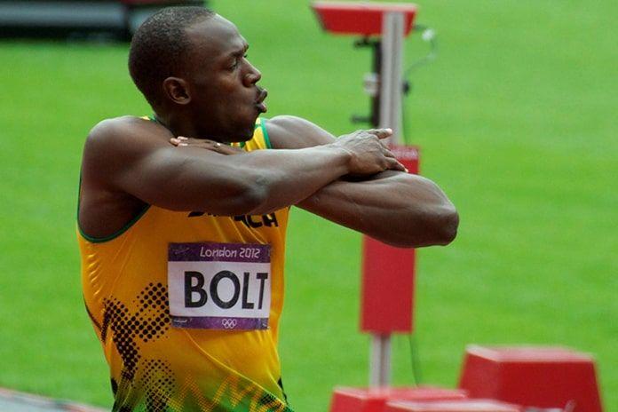 Opanuj stres - tajemnice i zasady sukcesu Usain Bolt