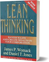 Lean Thinking – szczupłe myślenie - James P. Womack, Daniel T. Jones