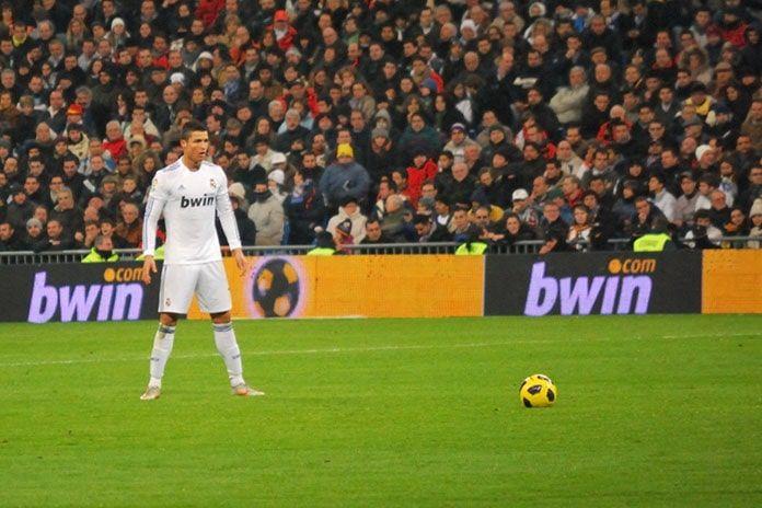 Cristiano Ronaldo photo: flicker.com Jan S0L0
