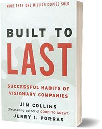 Built to Last: Successful Habits of Visionary Companies Collins James C. , Porras Jerry I. , Collins Jim