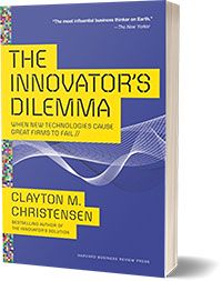The Innovator's Dilemma Christensen Clayton M.