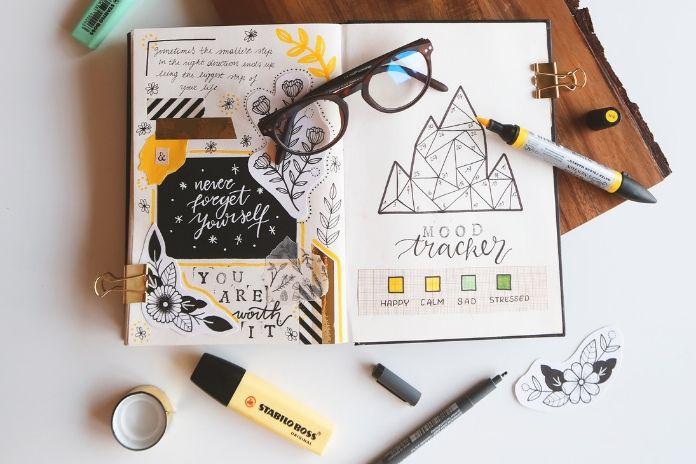 LifeBalance Planner Kreatywność inspiracja motywacja