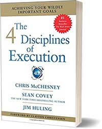 4DX 4 Disciplines of Execution