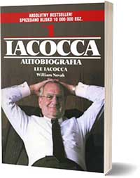 IACOCCA Autobiografia - Lee Iacocca William Novak