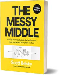 The Messy Middle - Scott Belsky