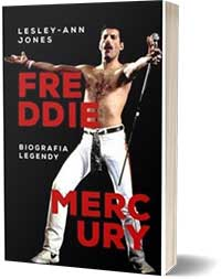 Freddie Mercury. Biografia legendy - Lesley-Ann Jones