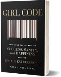 Girl Code - Cara Leyba Alwill