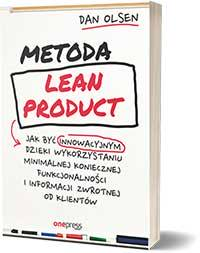 Metoda Lean Product. - Dan Olsen
