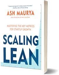 Scaling Lean - Maurya Ash