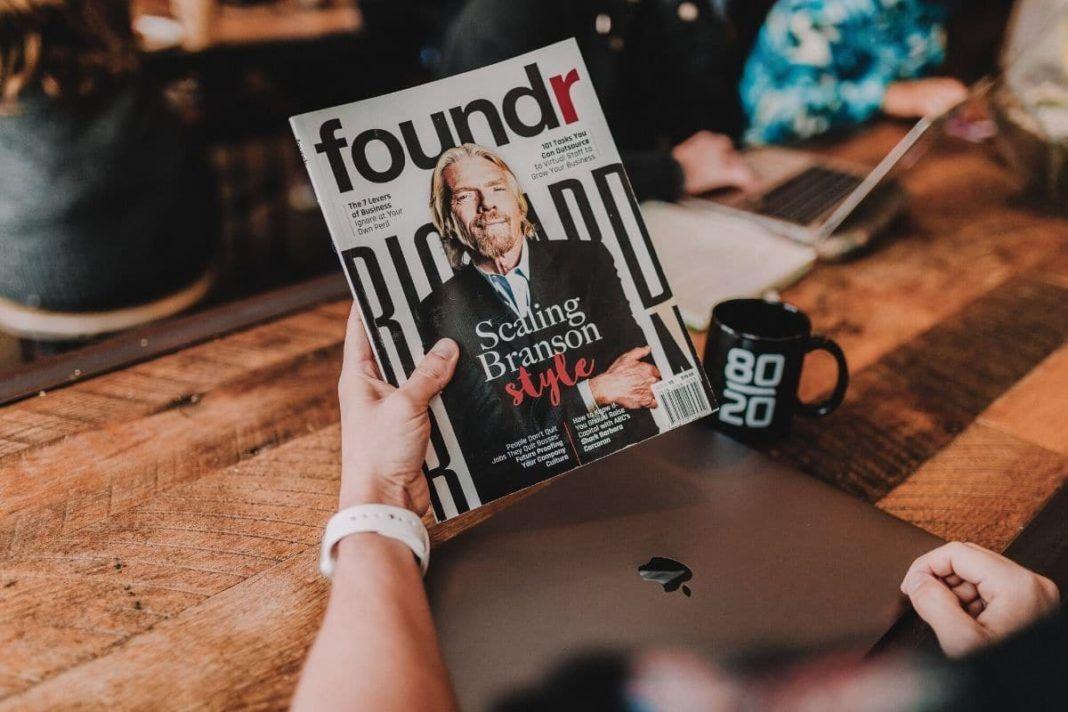 rosnijwsile.pl Jak osiągną sukces w biznesie? Najlepsze książki o biznesie dla założycieli startupów i przedsiębiorców