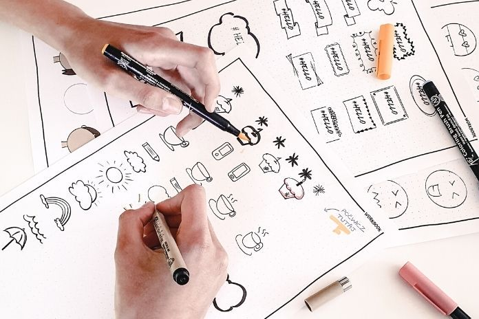 Sketchnoting - notatki wizualne