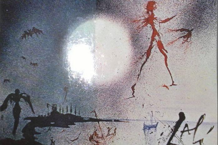 Psychocybernetyka - Ciemność i światło - dar Salvadora Dali dla Maxwella Maltza