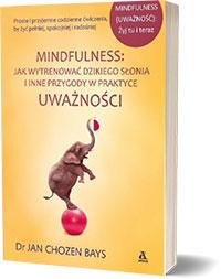 Mindfulness: Jak wytrenować dzikiego słonia i inne przygody w praktyce uważności - Jan Chozen Bays