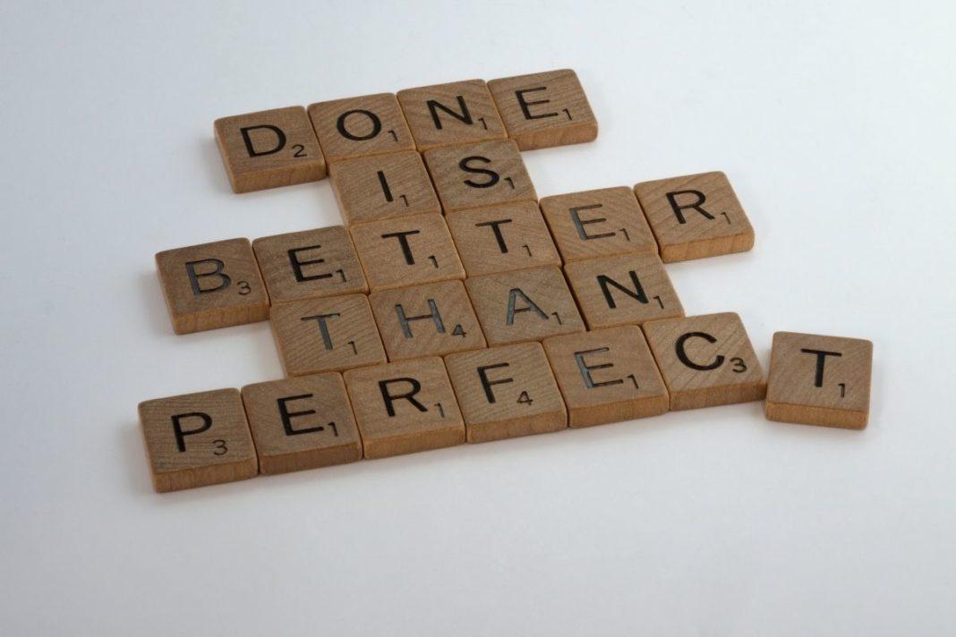 rosnijwsile.pl Perfekcjonizm pod kontrolą. Skończone jest lepsze niż doskonałe!