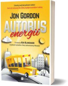 Autobus energii. - Jon Gordon